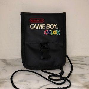 Game Boy Color Bag 💼